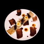 Blini aux bananes et chocolat