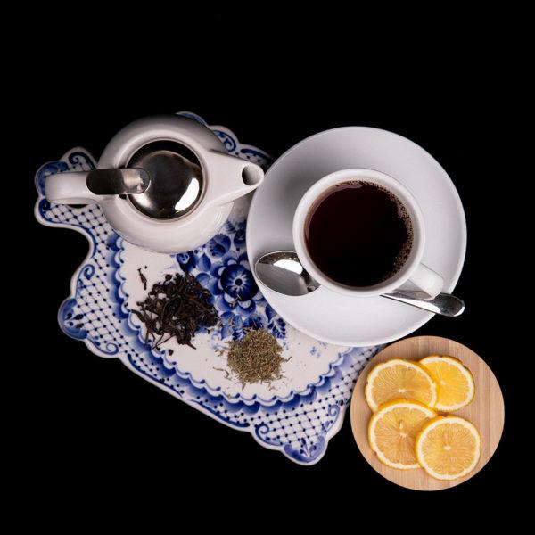 Carte de thés